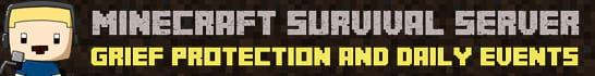 Menacecraft Survival Minecraft Server