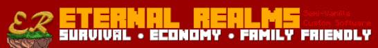 Eternal Realms Minecraft Server