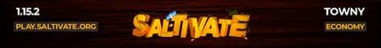 Saltivate Minecraft Server