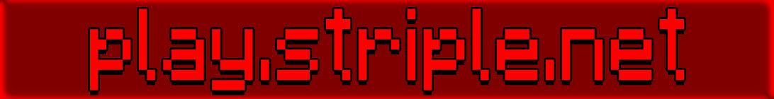 Striple Minecraft Server