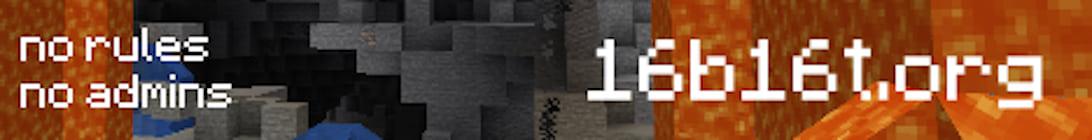 16b16t Minecraft Server