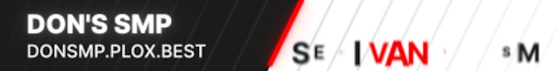 DON SMP Minecraft Server