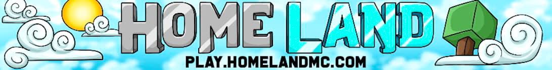 HomeLand Minecraft Server