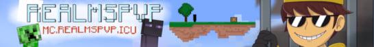 RealmsPVP Minecraft Server