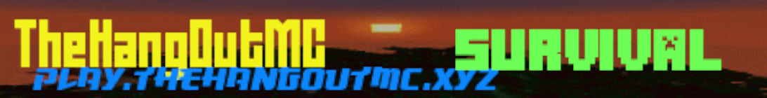 TheHangOutMC Minecraft Server