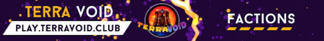 TerraVoid Minecraft Server