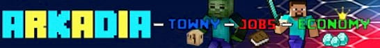 Arkadia Minecraft Server