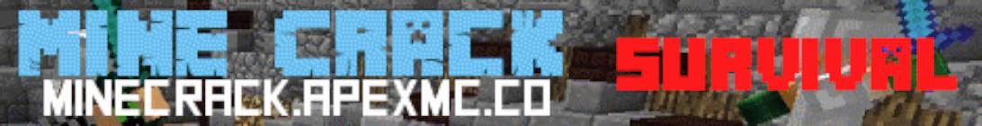 Mine Crack World Minecraft Server