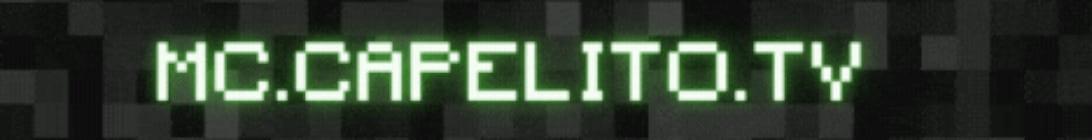 Capelito Minecraft Server