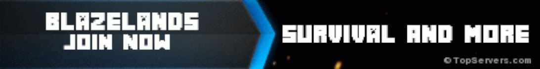 BlazeLands Minecraft Server