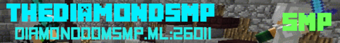 TheDiamondSMP Minecraft Server