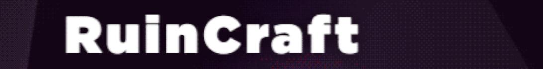 RuinCraft Minecraft Server