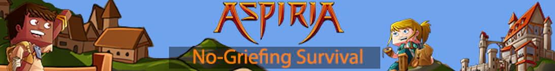 Aspiria Mc Minecraft Server