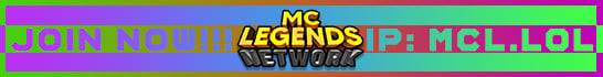 MCLegends Minecraft Server
